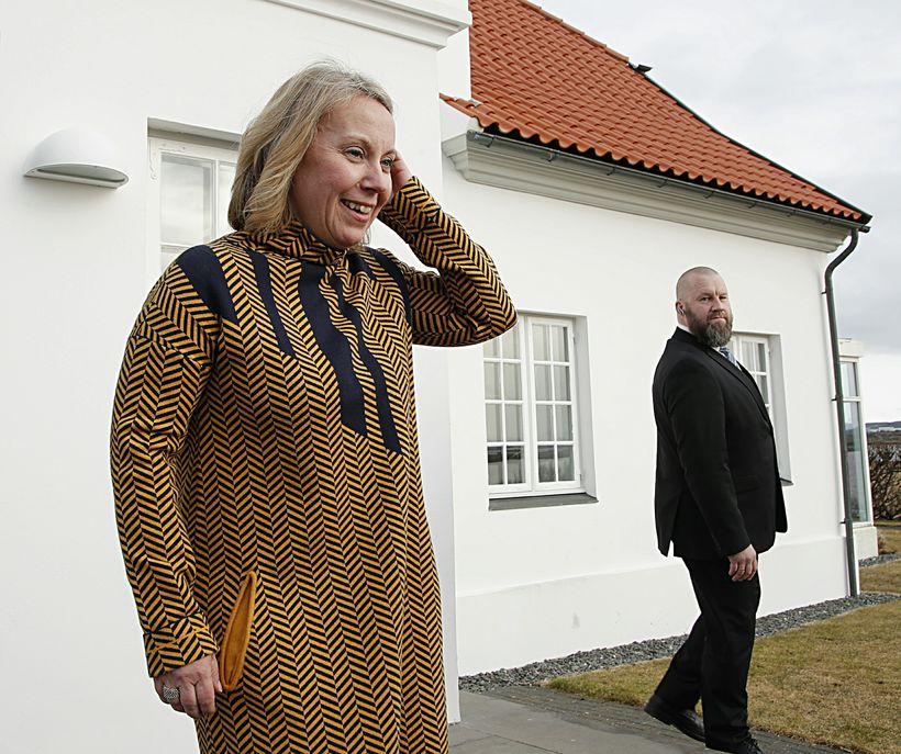 Sigríður Andersen.