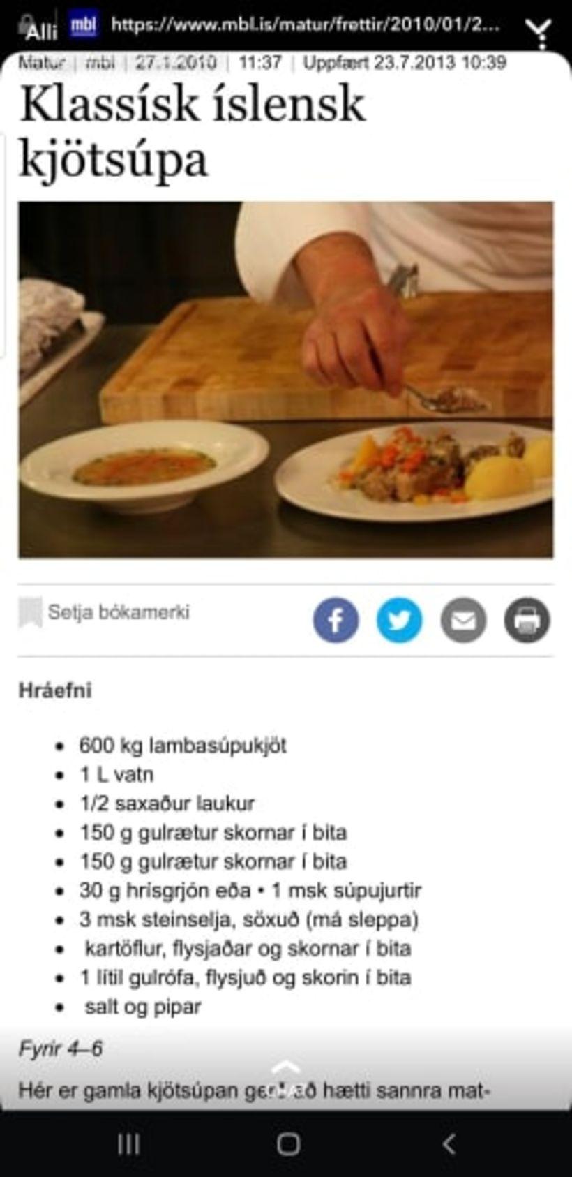 Hér sést villan vel ef að er gáð.