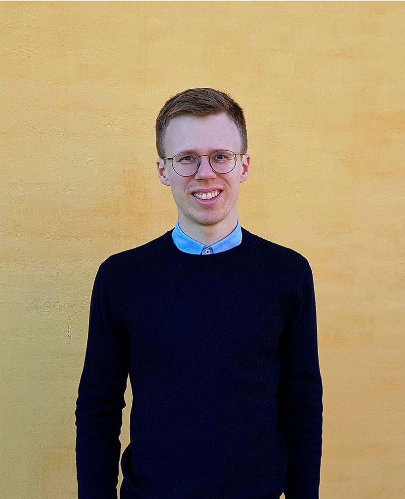 Ólafur Örn Guðmundsson.