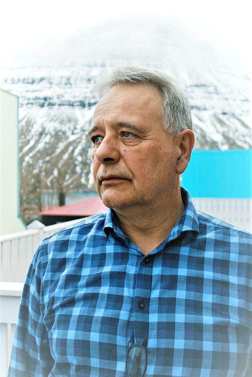 Gunnar Steinn Gunnarsson er sérfræðingur í fisksjúkdómum.