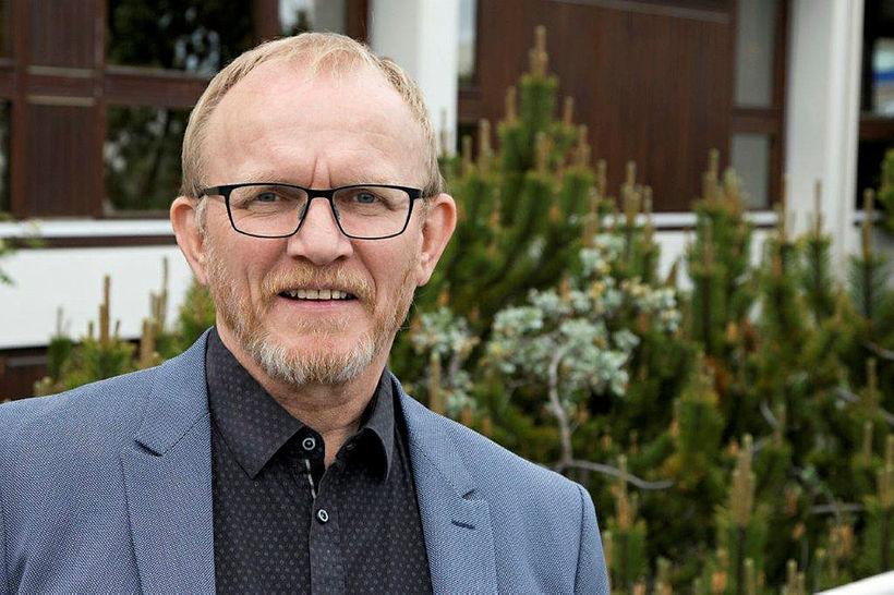 Guðbrandur Einarsson, formaður Verslunarmannafélags Suðurnesja og Landsambands verslunarmanna (LÍV).