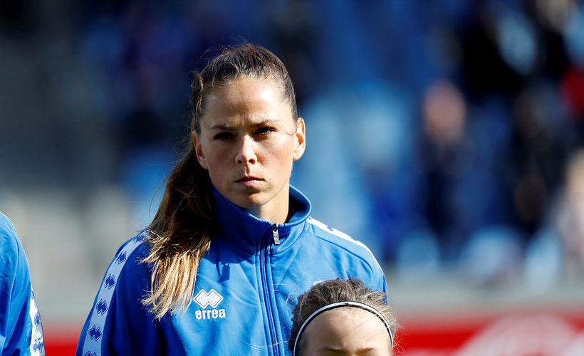 Sara Björk Gunnarsdóttir.