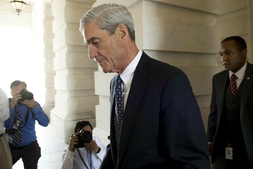 Mueller var skipaður sérstakur saksóknari FBI vegna aðkomu Rússa að ...