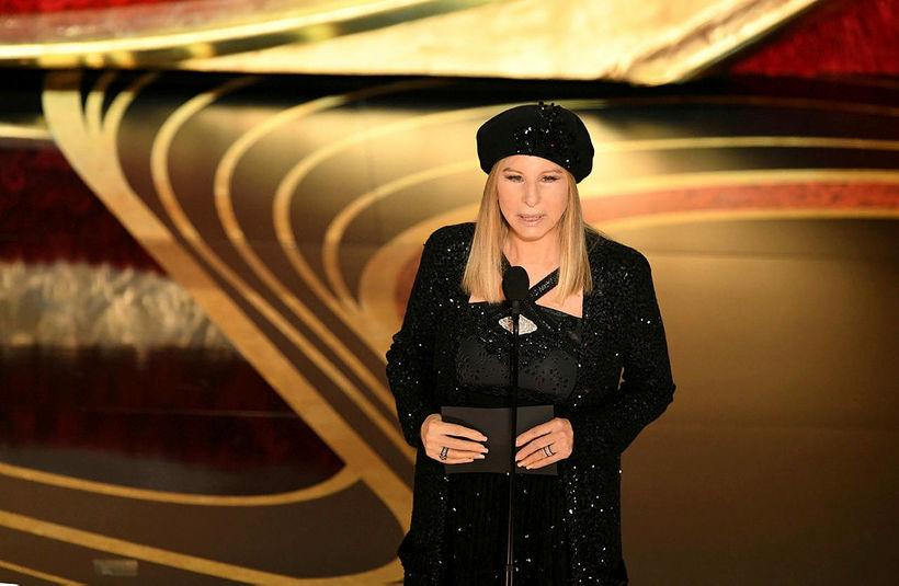 Í viðtali við The Times segist Streisand trúa ásökununum sem ...