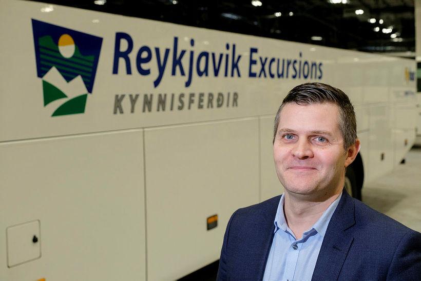 Björn Ragnarsson, framkvæmdastjóri Kynnisferða.