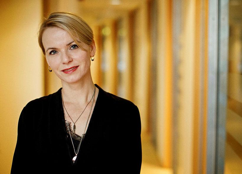 Jóhanna Vigdís Guðmundsdóttir, managing director of Almannarómur.