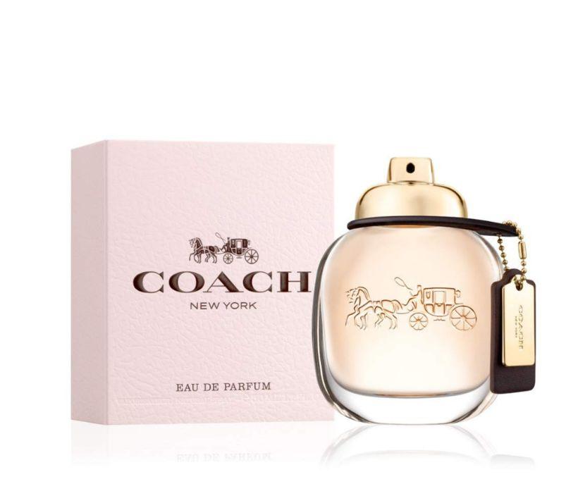 Coach Eau de Parfum.