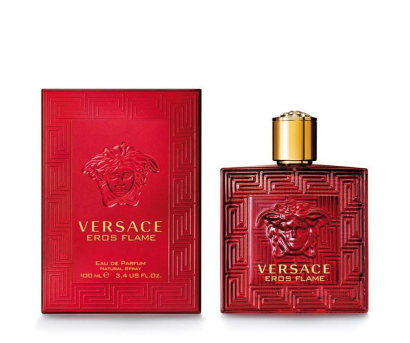 Versace Eros Flame.