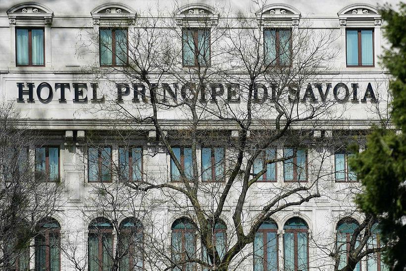 Hotel Principe di Savoia er í eigu Dorchester Collection.