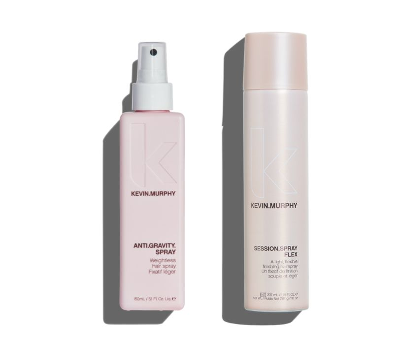 Kevin.Murphy Anti.Gravity.Spray Weightless Hair Spray og Kevin.Murphy Session.Spray Flex Light ...