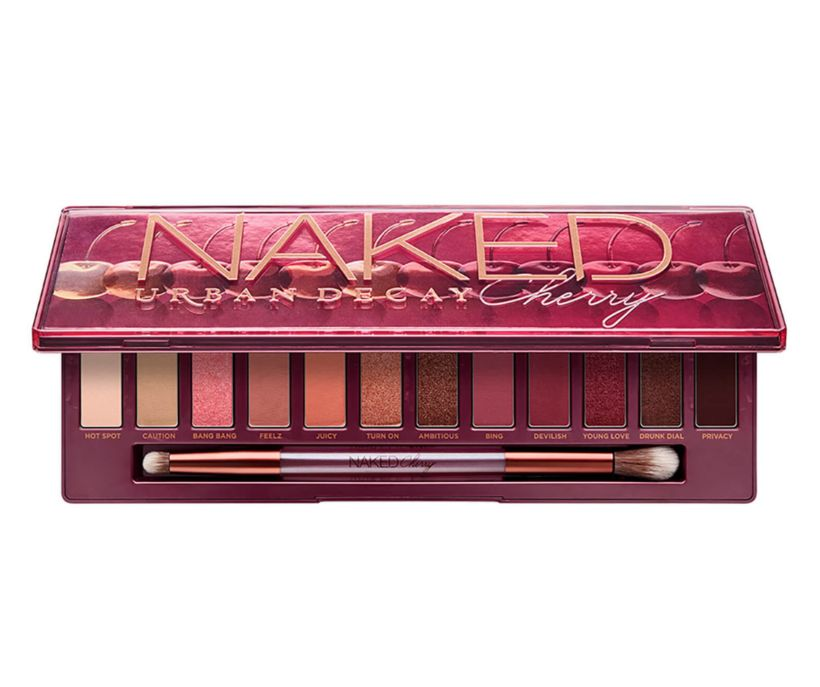 Urban Decay Naked Cherry Eyeshadow Palette.