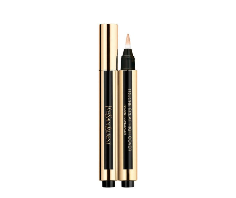 YSL Touché Éclat High Cover Radiant Concealer.