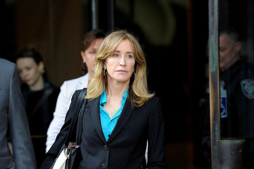 Felicity Huffman er þekktust fyrir hlutverk sitt sem Lynette Scavo ...