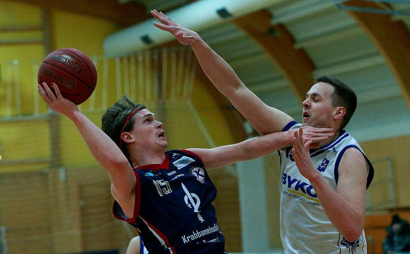Jón Orri Kristjánsson í leik með Stjörnunni gegn Keflavík.