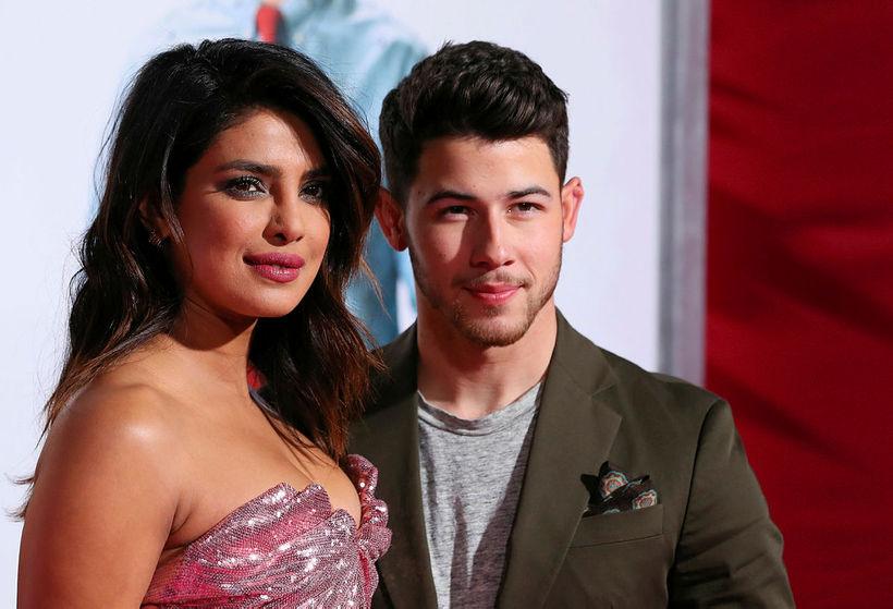 Priyanka Chopra og Nick Jonas hafa verið saman í tæpt ...