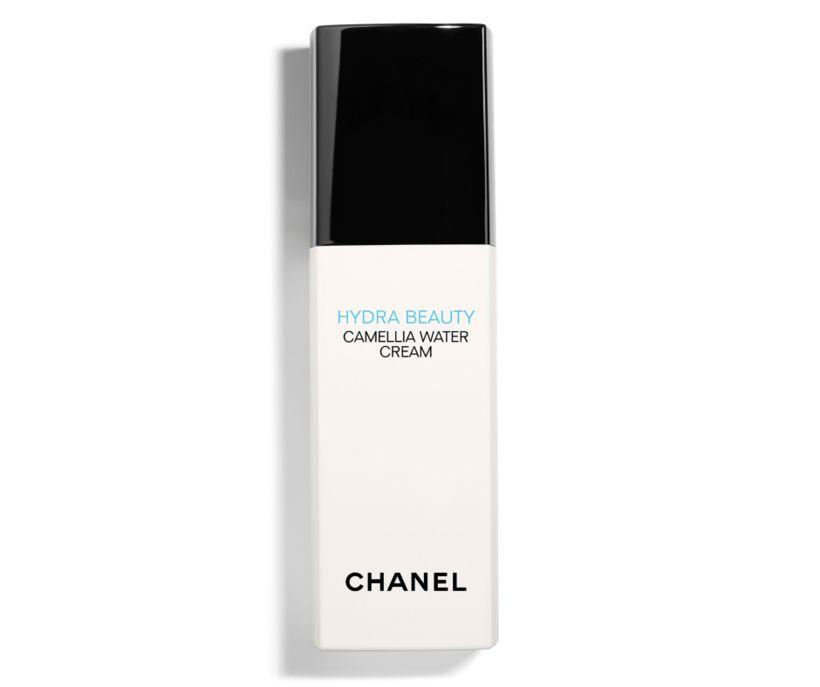 Chanel Hydra Beauty Camellia Water Cream.