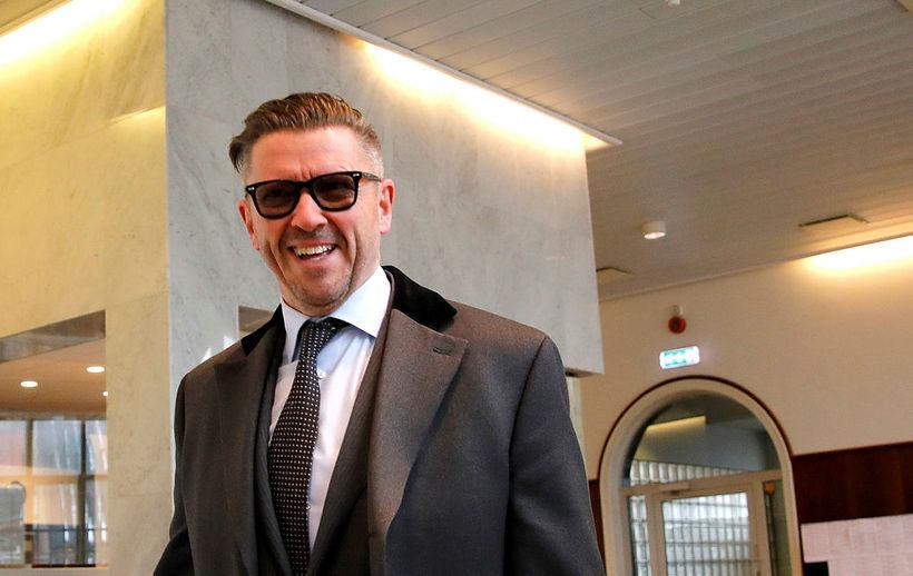 Sveinn Andri Sveinsson, lögmaður Sunshine Press Productions.