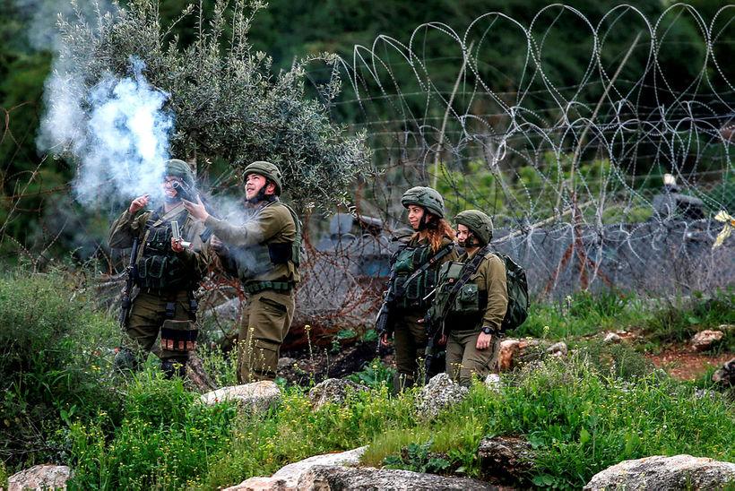 Þorpið Beit Sira vestur af Ramallah.
