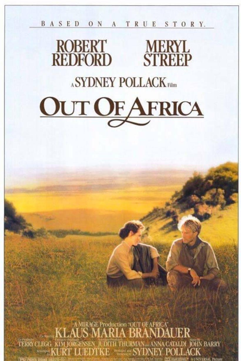 Out Of Africa er klassík sem enginn má láta fram ...
