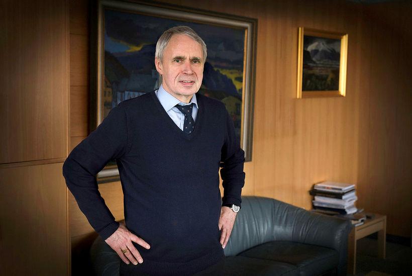 Þórólfur Gíslason vill draga úr umsvifum Ríkisútvarpsins.