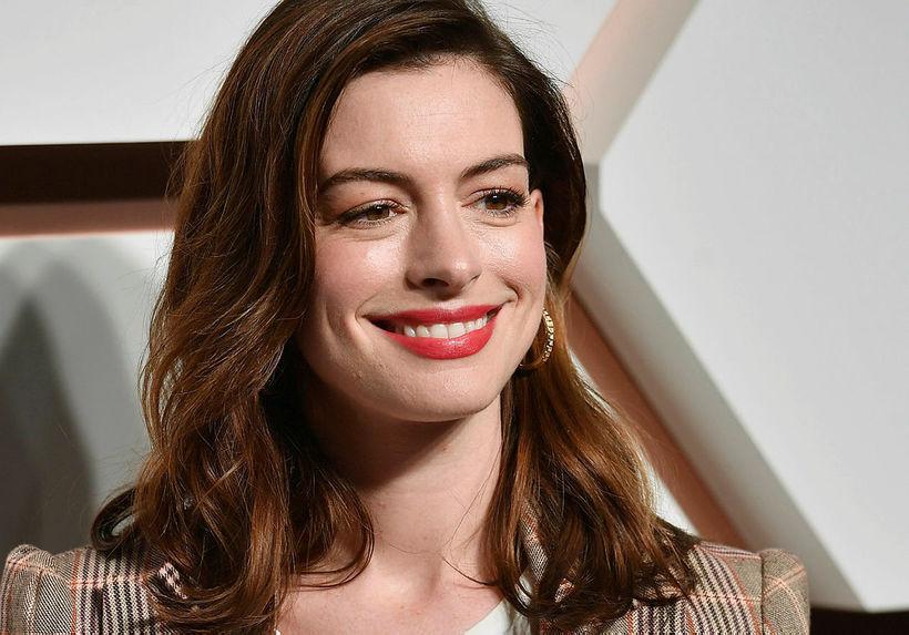 Anne Hathaway er hætt að drekka.