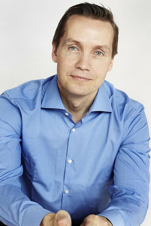 Jón Ívar Einarsson.