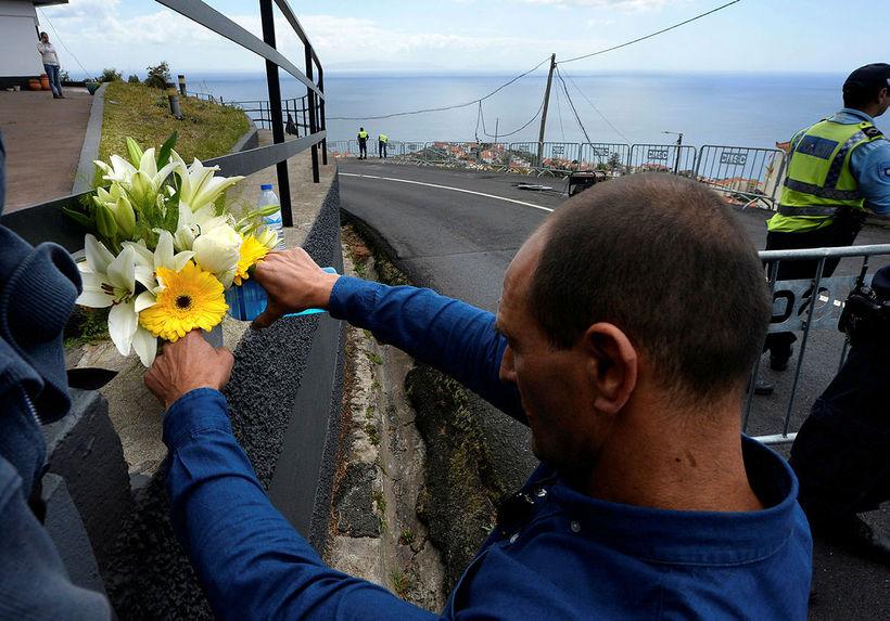 Íbúar Madeira og ferðamenn eru slegnir yfir slysinu og hafa ...