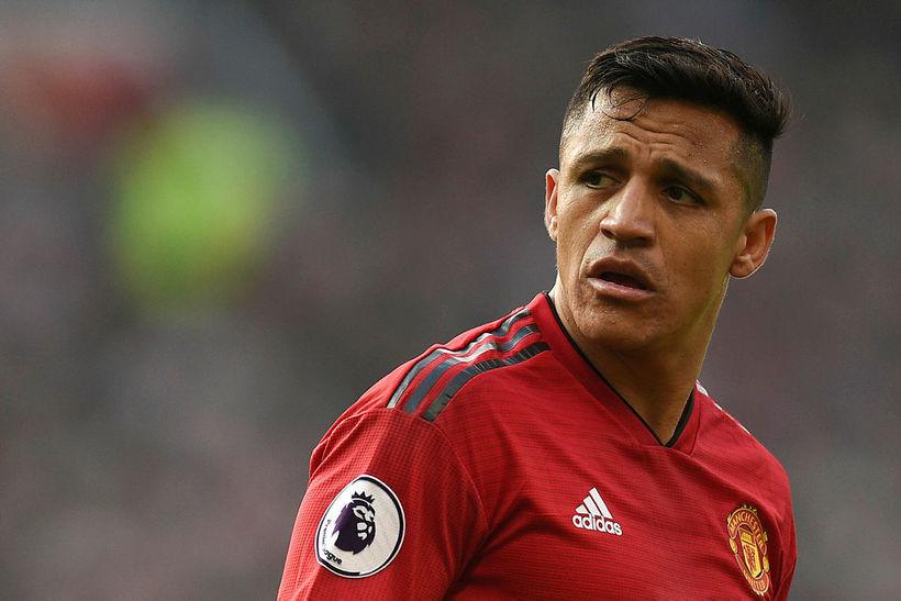 Alexis Sánchez á eftir að sanna sig hjá United.