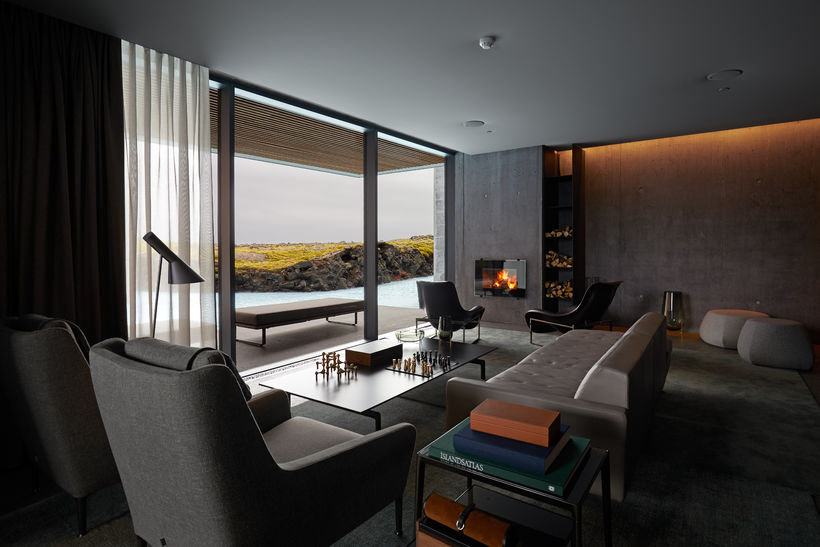 Red Dot Awards Architects of Hotel by Blue Lagoon - Iceland