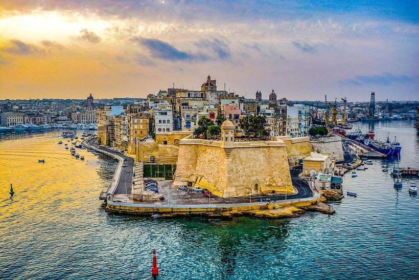 Malta er heillandi áfangastaður.