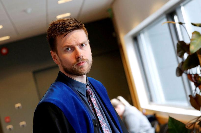 Oddur Ástráðsson, lögmaður ALC.