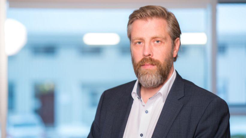 Sveinbjörn Indriðason, forstjóri Isavia.