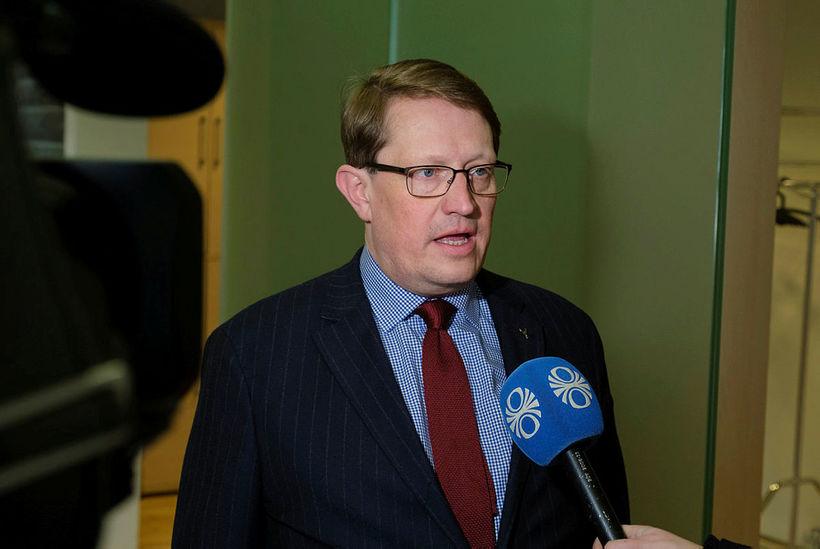 Birgir Ármannsson.