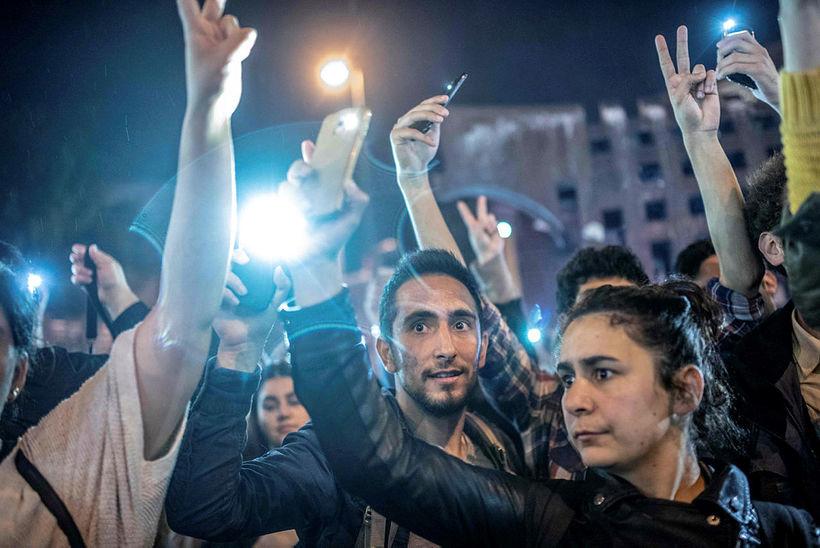 Í frétt Anadolu, sem AFP-fréttaveitan vitnar til, segir að kjörstjórnin …