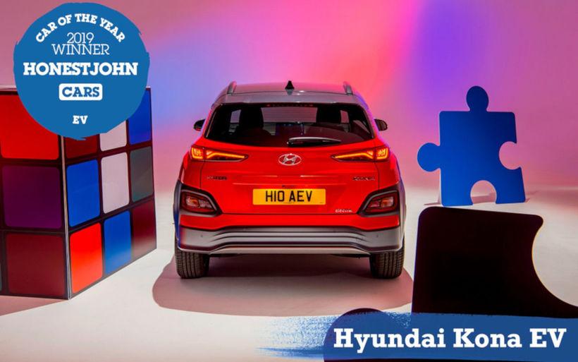 Hyundai Motor hlaut verðlaun Honest John í Bretlandi fyrir þróun ...