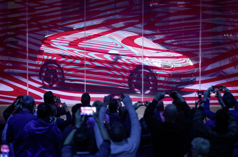 Frá upphafi sölu á Volkswagen ID. 3
