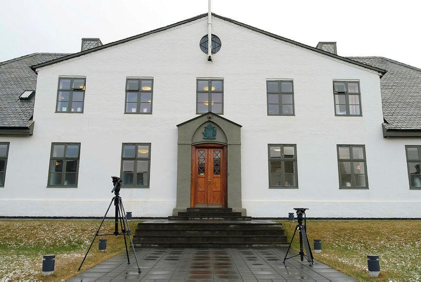 Starfsmönnum forsætisráðuneytis fjölgaði um 13 á rúmum þremur árum.