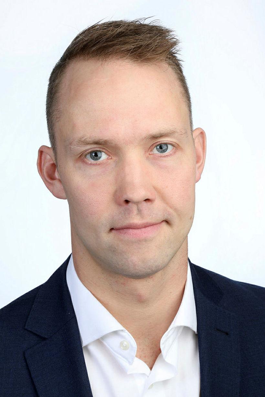 Stefán Karl Sævarsson.