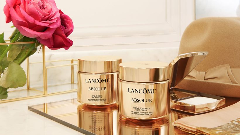 Lancôme Absolue Revitalizing & Brightening Soft Cream og Lancôme Absolue …
