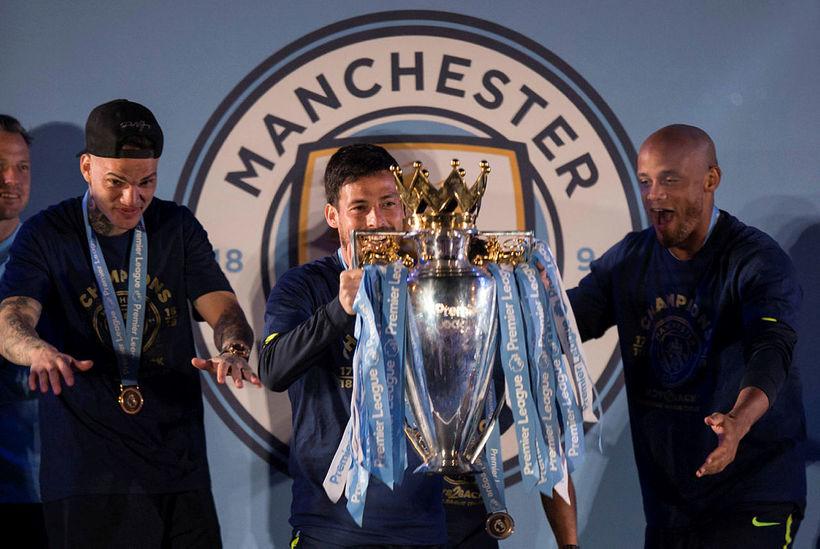Manchester City er til rannsóknar.