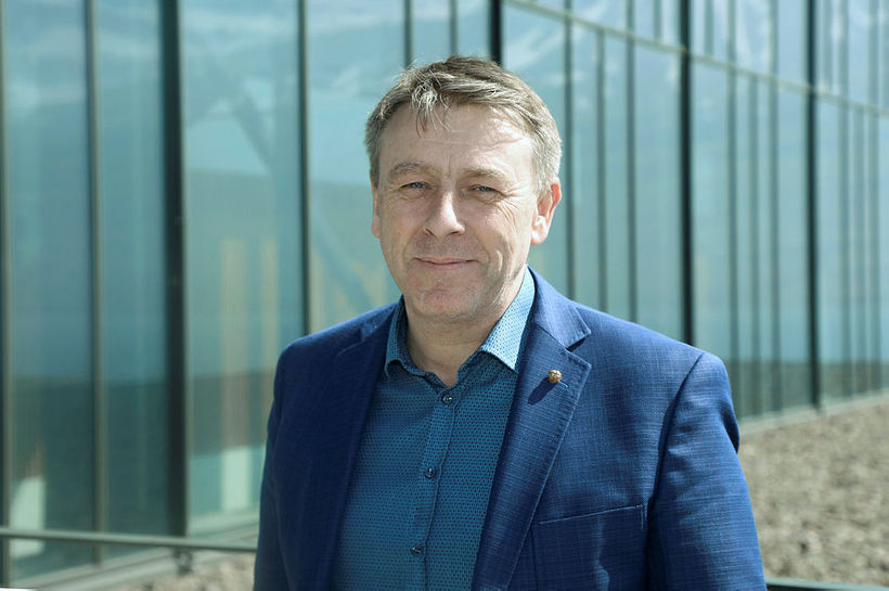 Magnús Þór Ásmundsson.