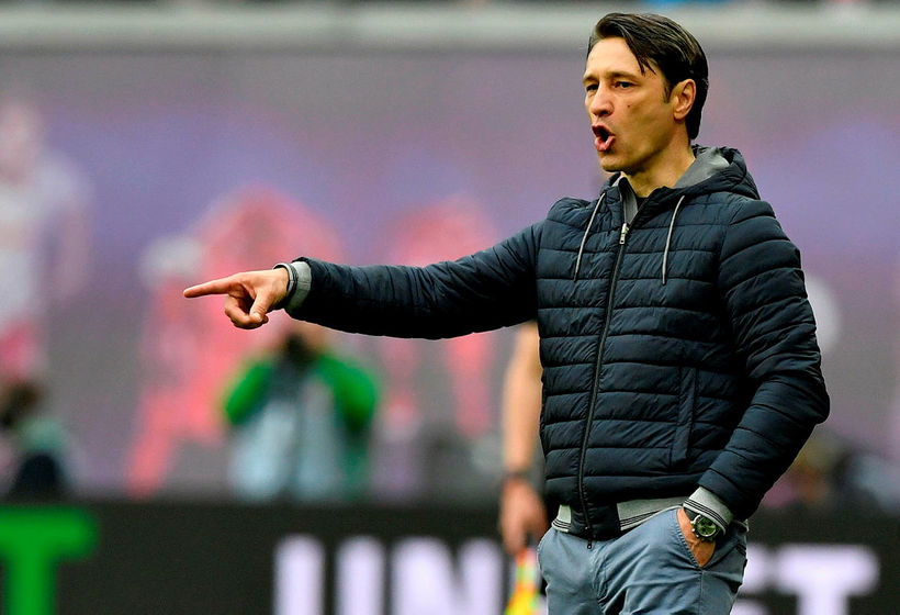 Niko Kovac þjálfari Bayern München.