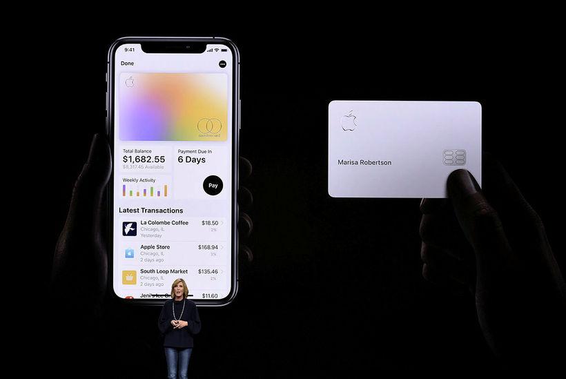 Fyrr á þessu ári bar svo við hjá Apple að …
