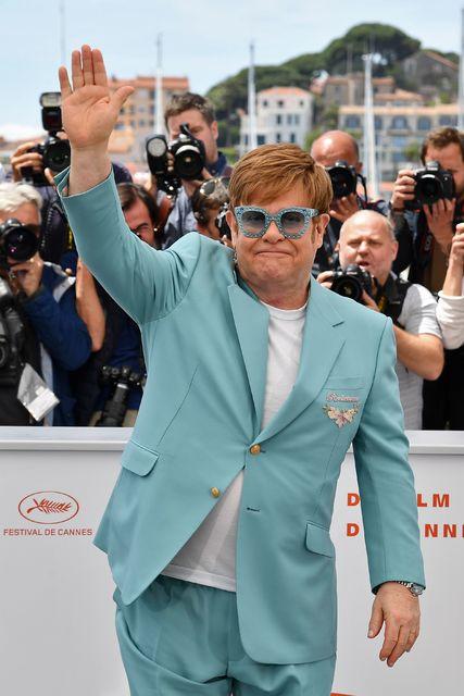 Ævisaga Elton John er væntanleg á næstu misserum.