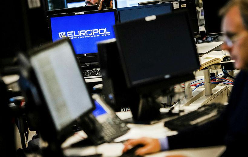Rannsóknin sú stærsta sem framkvæmd hefur verið hjá Europol á ...