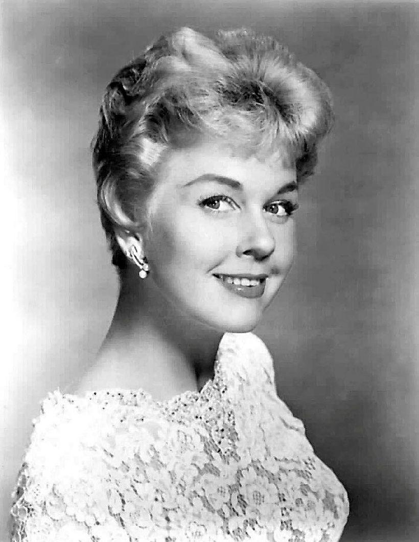 Doris Day var 97 ára þegar hún lést.