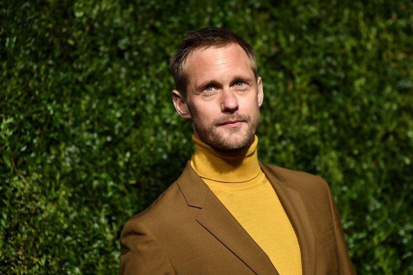 Swedish actor Alexander Skarsgard arrives for the 14th Annual Tribeca …