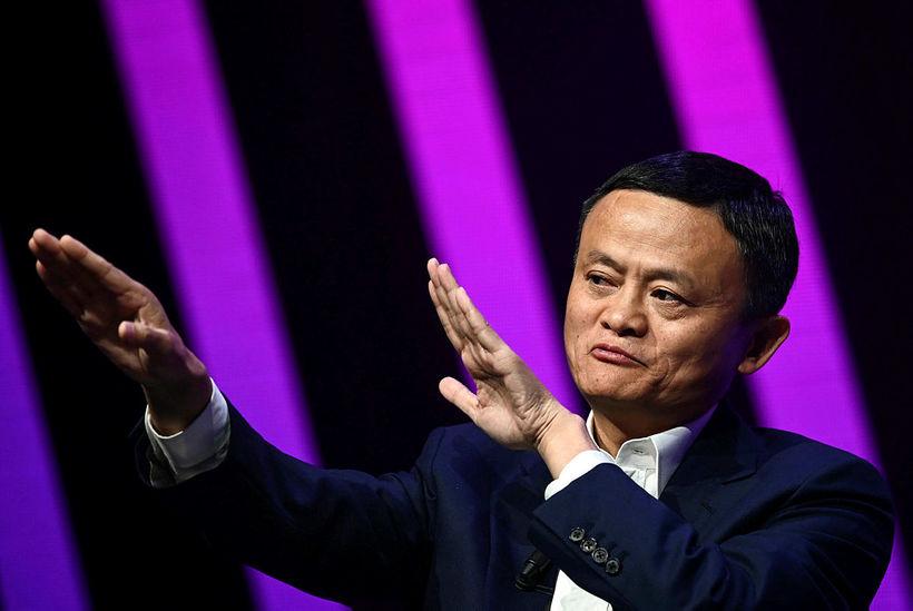Jack Ma gaf brúðhjónum kynlífsráð.