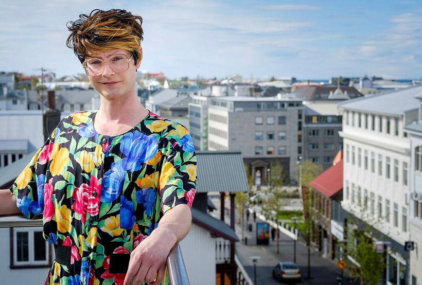 Díana Omel tekur Eurovison með trompi.