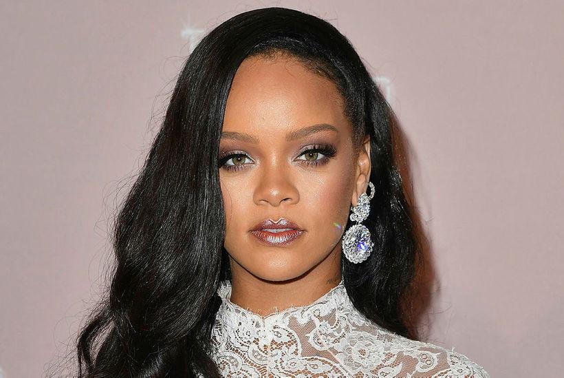 Rihanna er fyrsta svarta konan til að stjórna hátískuhúsi.